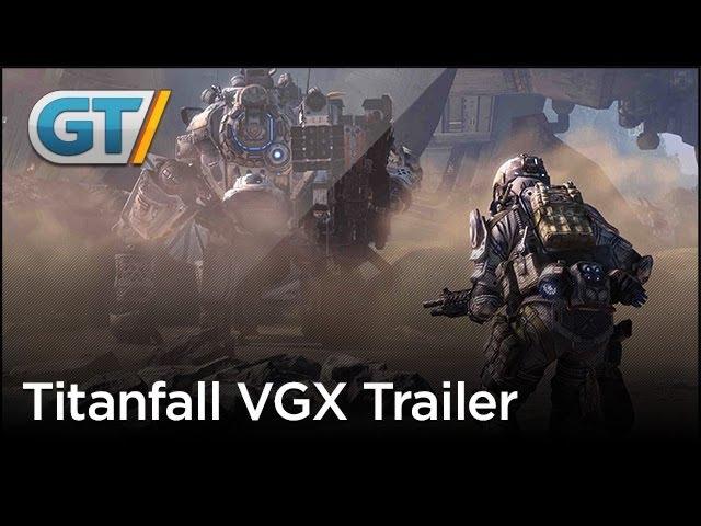 VGX 2013: Titanfall Stryder Debut