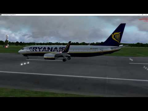 Ryanair EGBB/EGPK Birmingham and Prestwick from UK2000 for v4