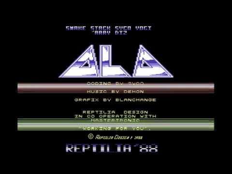 C64 Longplay: Ala