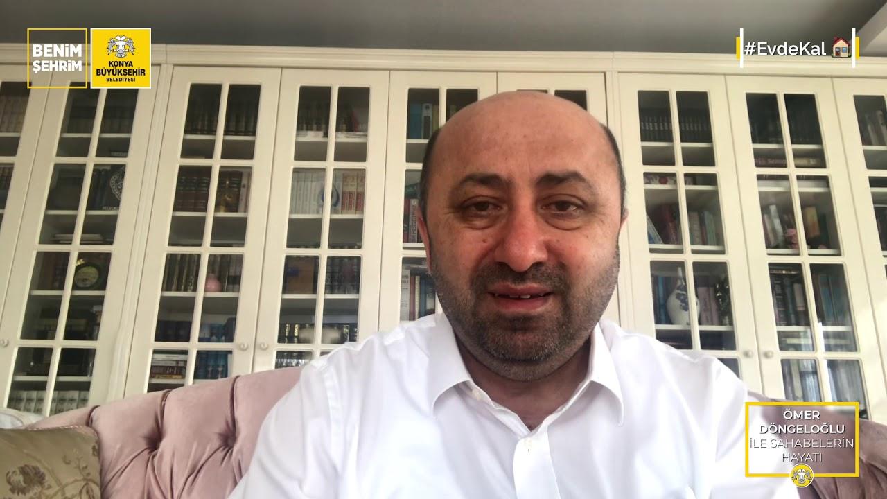 Ömer Döngeloğlu ile Sahabe Hayatları - Hz. Ömer (r.a)