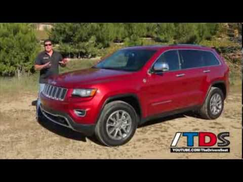 2014 Jeep Grand Cherokee EcoDiesel REVIEW - YouTube
