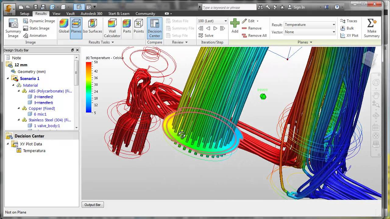 Multiphysics simulations inside the autodesk® inventor® user.