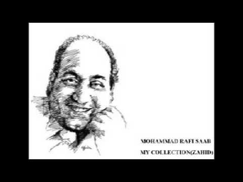 Kamli Wale ka Roza Nighahon Mein Hae... MOHAMMAD RAFI SAAB