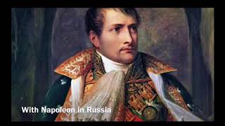 In Russia With Napoleon, the first 100 pages.