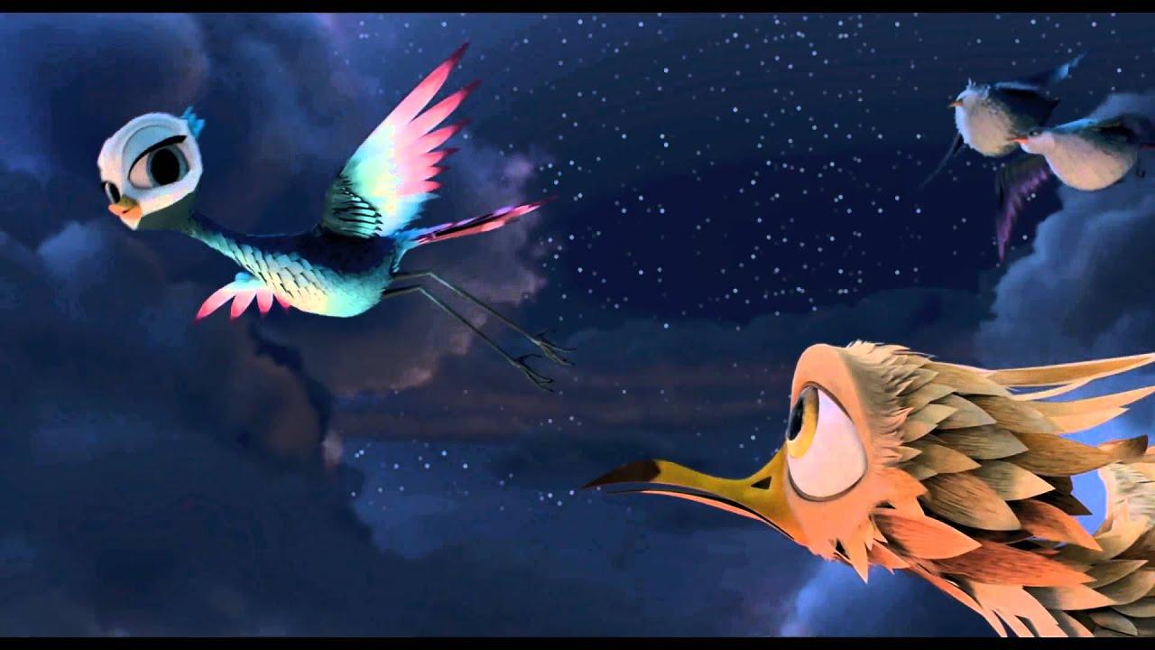 دانلود انیمیشن پرنده زرد
