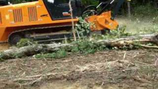 Video still for FAE Forestry Equipment Grinder