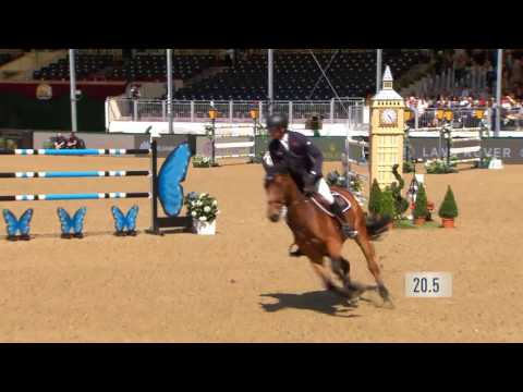 Royal Windsor Horse Show Grand Prix for The Kingdom of Bahrain Trophy