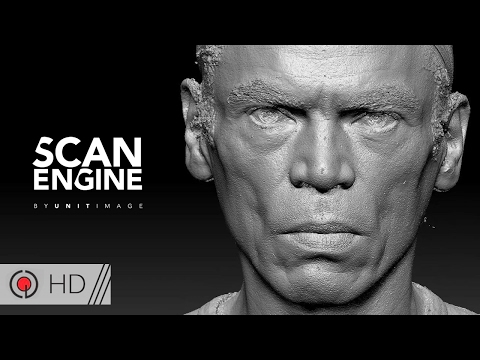 Scan Engine - The new Generation of 3D-Scanning by Unit Image