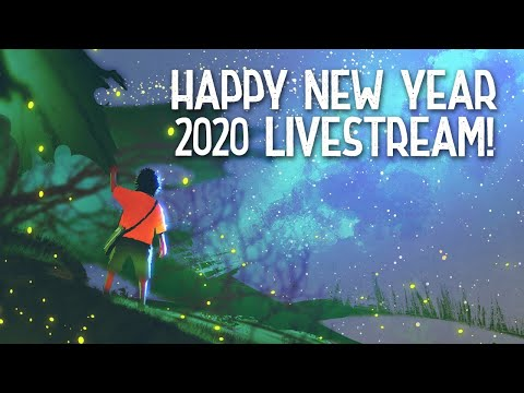 Happy New Year 2020 LIVE - Love, Freedom & Transformation
