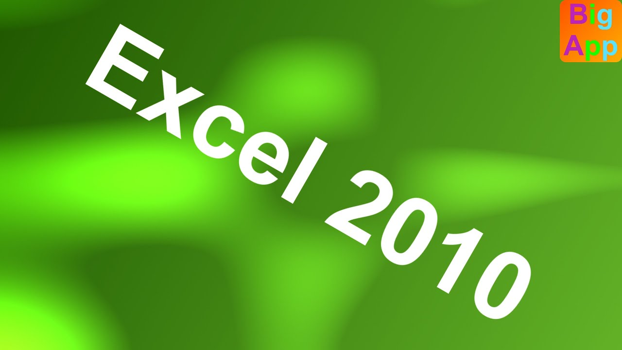 Excel 2010 - Activate / deactivate sheet protection - YouTube