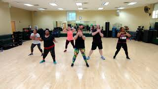 Dance fitness- Level up by Ciara