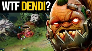 IT'S LIKE YOU MEET DENDI PUDGE | Pudge Official