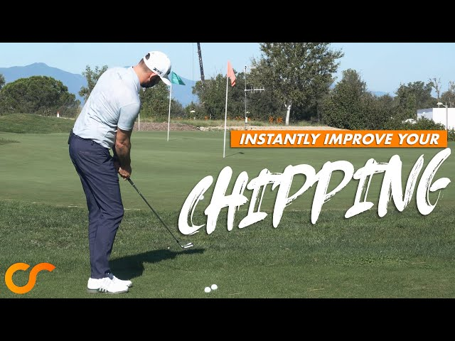 HOW TO INSTANTLY IMPRVE YOUR CHIPPING - 3 TIPS
