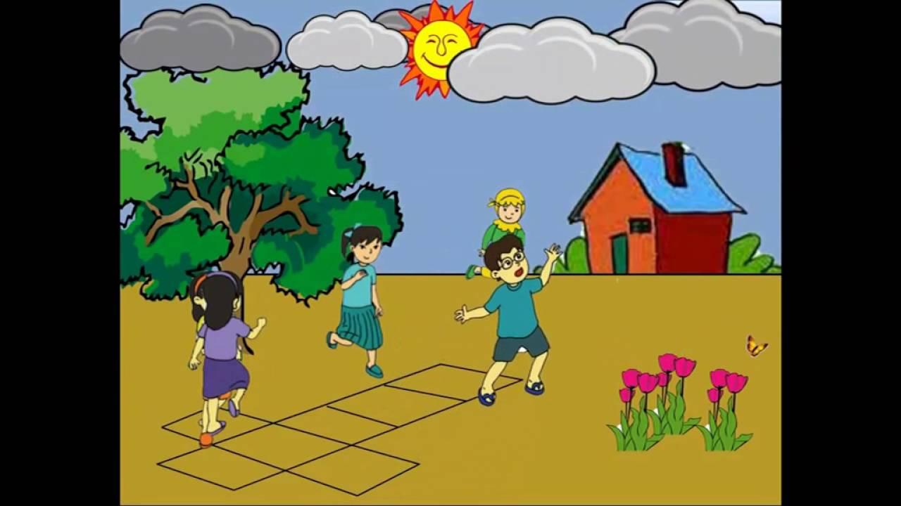 29+ Kumpulan Gambar Animasi Cuaca Cerah - Pemandangan