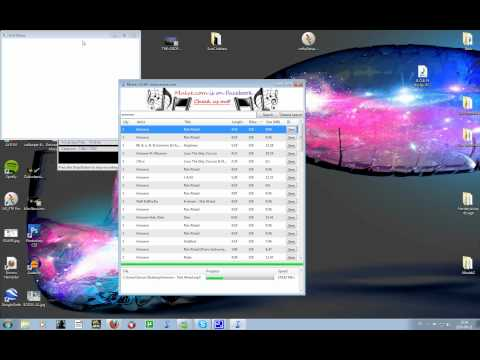 The best Music Downloading program called Mulve! (HD)