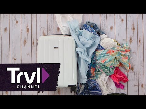 How to Pack for the Beach - Travel Channel