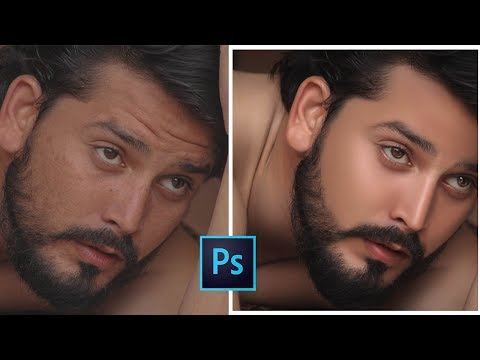 Professional Retouching With Mixture Brush In Photoshop Cc 2015