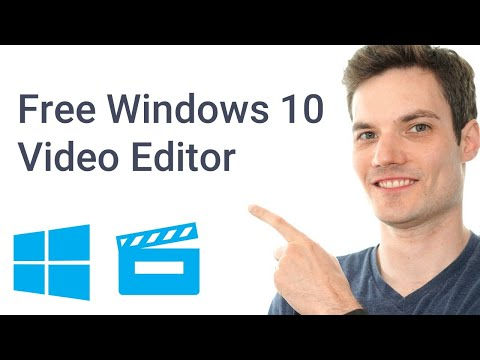 How to use Free Windows 10 Video Editor
