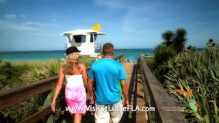 St. Lucie County, Florida - Vacation PSA - October 2014