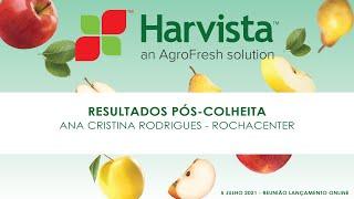 Lançamento Harvista - Ana Cristina Rodrigues ROCHACENTER