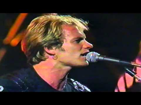 The Police - Every Little Thing She Does Is Magic (live in Vina del mar '82 second night)