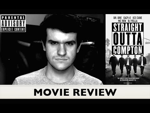 Straight Outta Compton - MOVIE REVIEW (PARENTAL ADVISORY: EXPLICIT CONTENT)