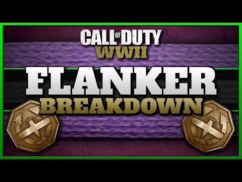 How Does Flanker (Ghost) Work in CoD WW2? | (Basic Training Breakdown)