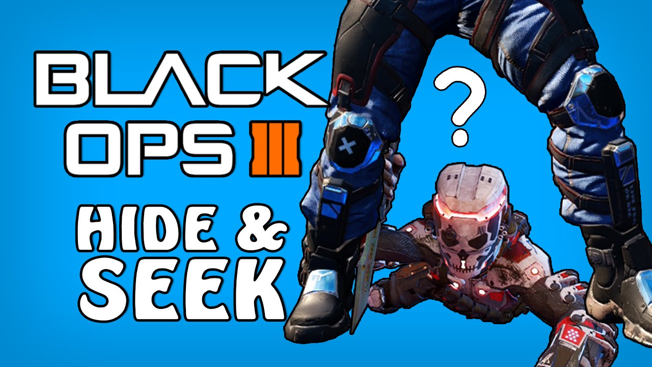 Call Of Duty: Black Ops 2 Funny Moments (Hide and seek, 1 ...