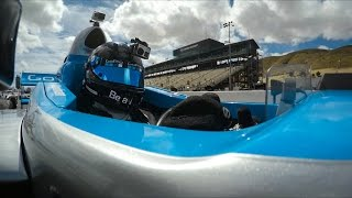 GoPro: Nick Woodman at Sonoma Raceway - GoPro Grand Prix