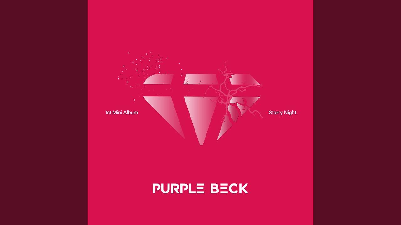 퍼플백 · PurpleBeck - Starry Night