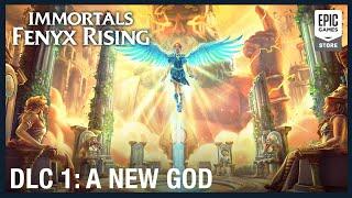 Immortals Fenyx Rising: A New God DLC Trailer