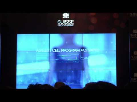 Suisse Programme Advanced Cellular Boosting Solution - advertising campaign with Vivian Chow