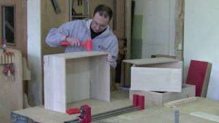 New England School Of Architectural Woodworking Class Of 2010 Movie