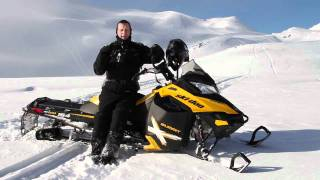 2013 Ski-Doo Summit: Dealer Reaction