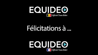 La 3ème cavalière Equideo 2020 est ...