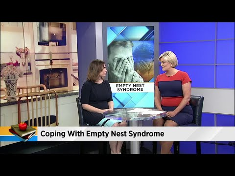 How to cope with empty nest sydrome