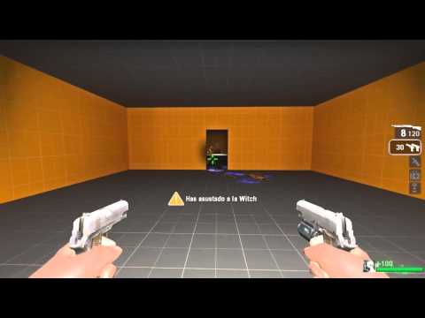 L4D - Witch Hunter Training