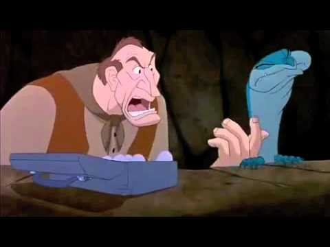 The Rescuers Down Under, Egg Box Scene (live audience)