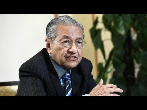 Mahathir on a new national car and relations with the world