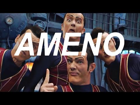 We Are Number One but its ༼ つ ◕◕ ༽つ AMENO ༼ つ ◕◕ ༽つ