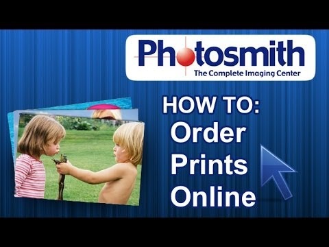 How To Order Photo Prints Online