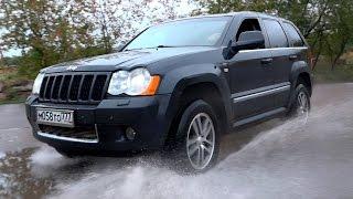 видео Тест Драйв Jeep Grand Cherokee