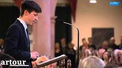 Der erste Präfekt der Thomaner verabschiedet sich von Biller | artour | MDR