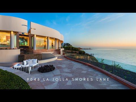 9046 La Jolla Shores Lane, La Jolla, CA 92037-Offered at $13,599,000