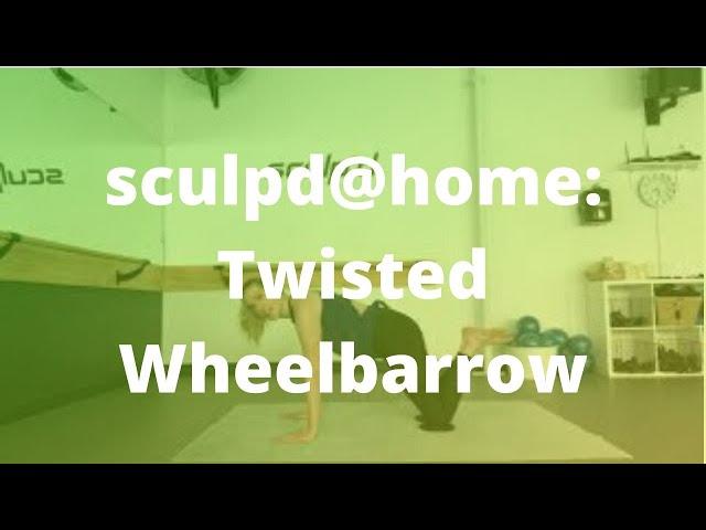sculpd@home: Twisted Wheelbarrow