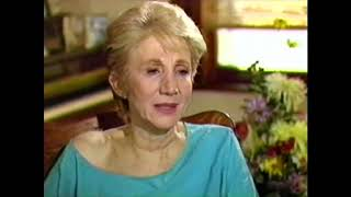 Olympia Dukakis | At home with Olympia & Louis