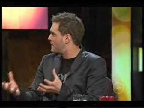 Michael Buble on Rove - 2008