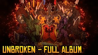 Repeat youtube video Falconshield - Unbroken *FULL ALBUM* (bonus material, new mixes, album exclusive tracks)