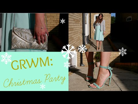 She S A Gentry Get Ready With Me Christmas Party This free sfx pack is filled with the sounds of christmas, from jingle bells to holiday party room tone. she s a gentry