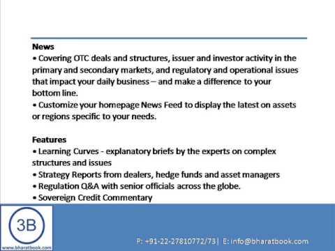 Bharat Book Presents : Global Capital - Derivatives Intelligence